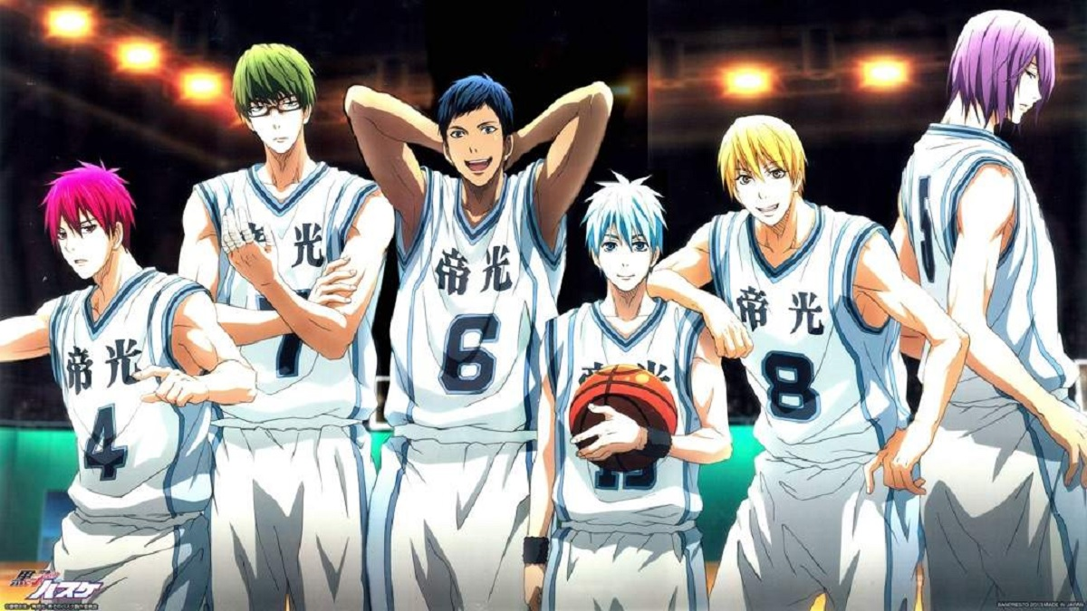 Best Sports Anime of All Time