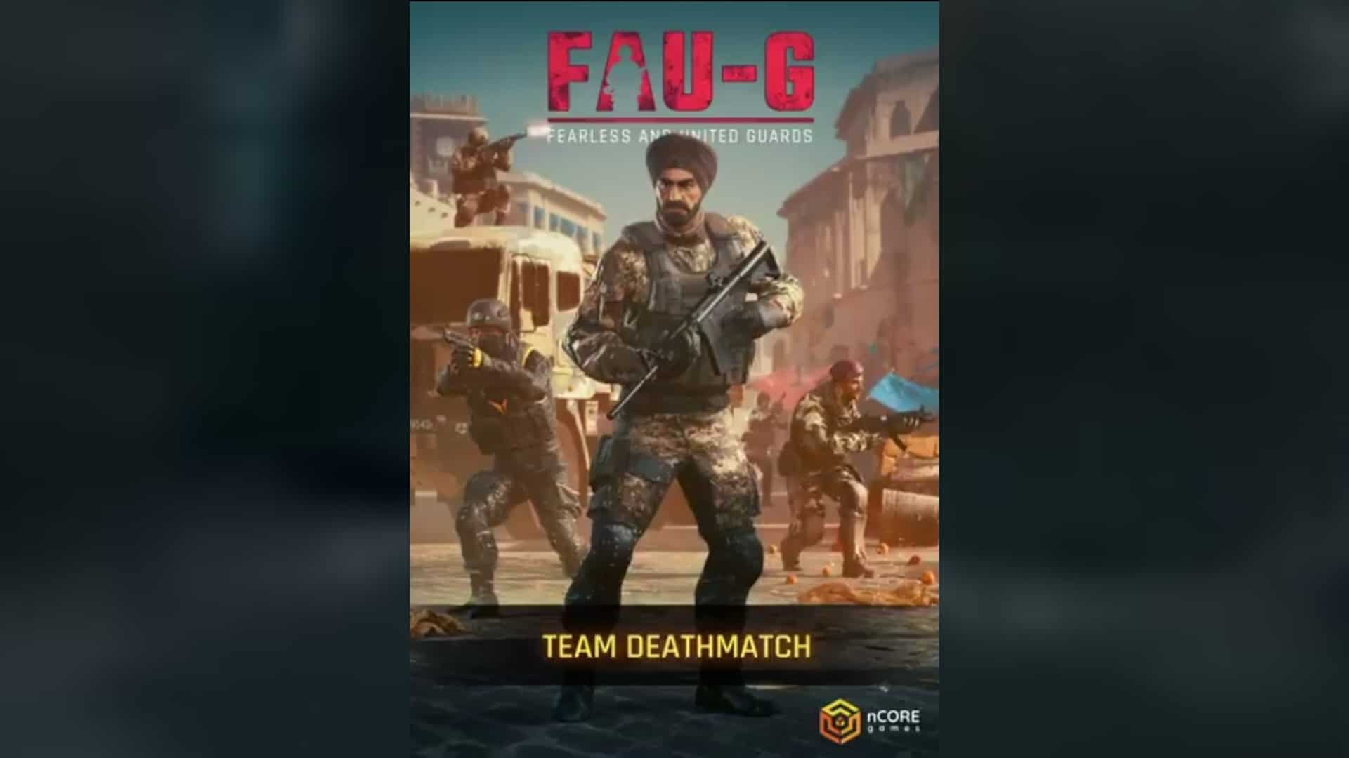 FAU-G Team Deathmatch Mode to Come Soon, Announces Creator nCore Games