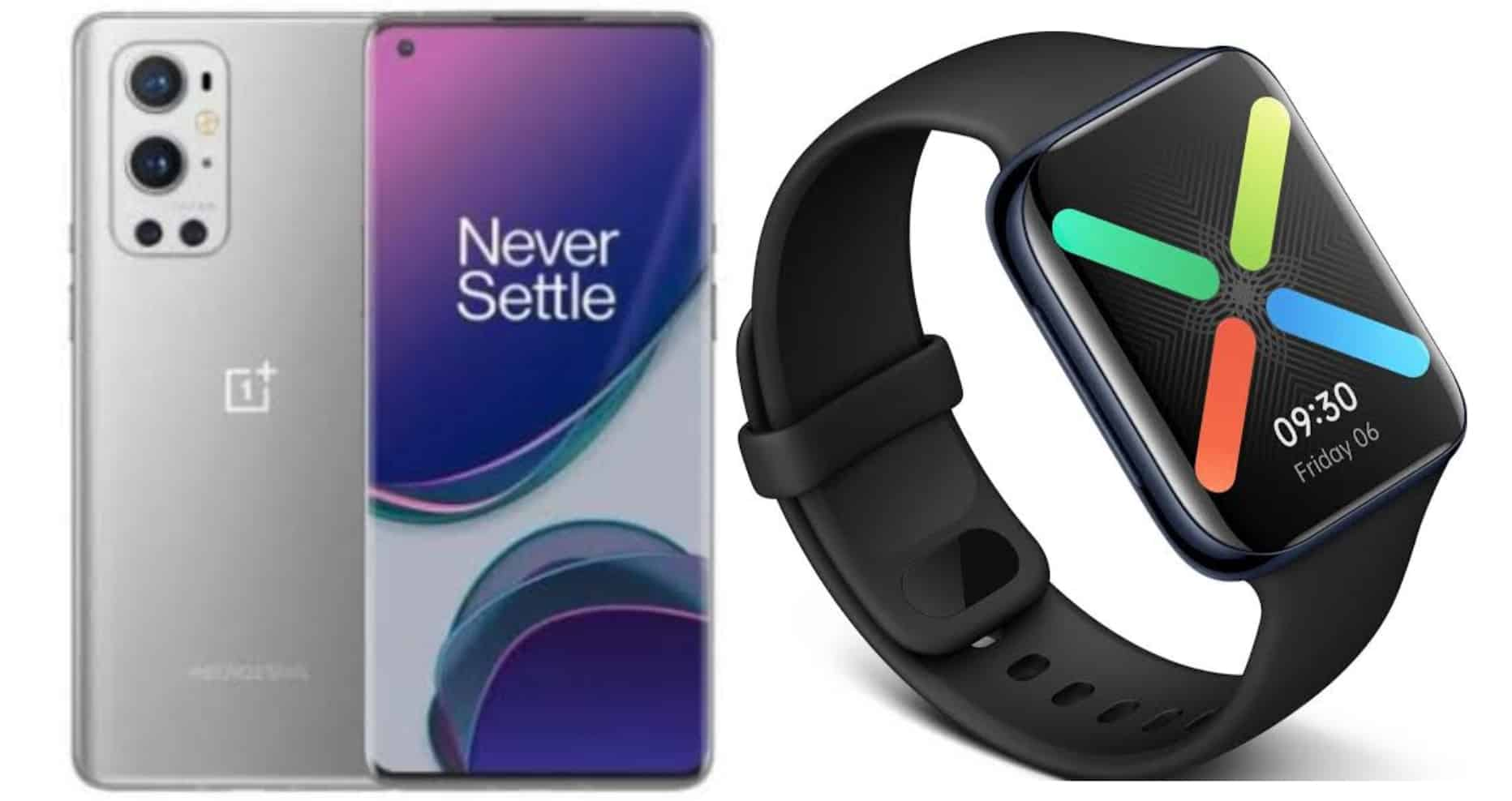 OnePlus 9R, OnePlus Watch, and Two More Devices Tipped to Launch in March