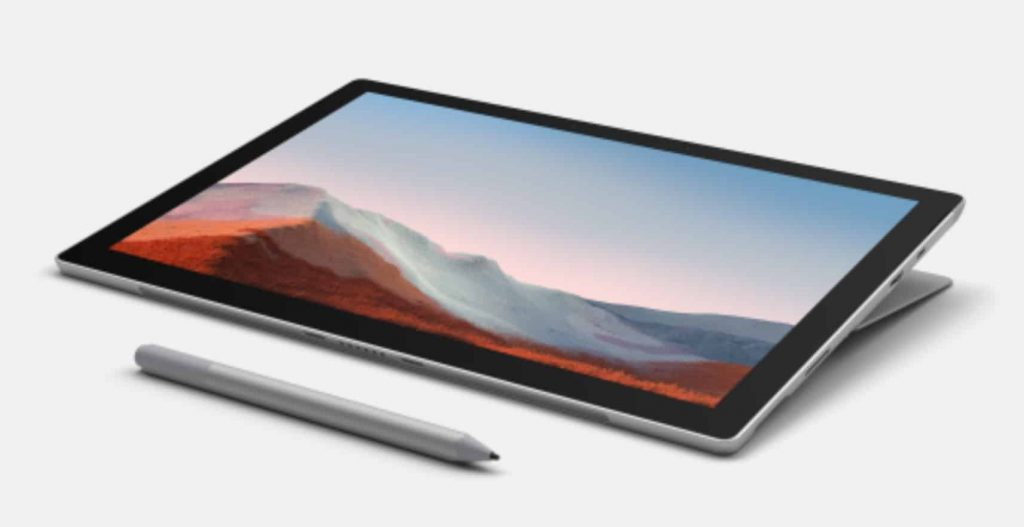 Microsoft Surface Pro 7+ With 11th-Gen Intel Core SoC Launched in India: Price Starts at ₹83,999