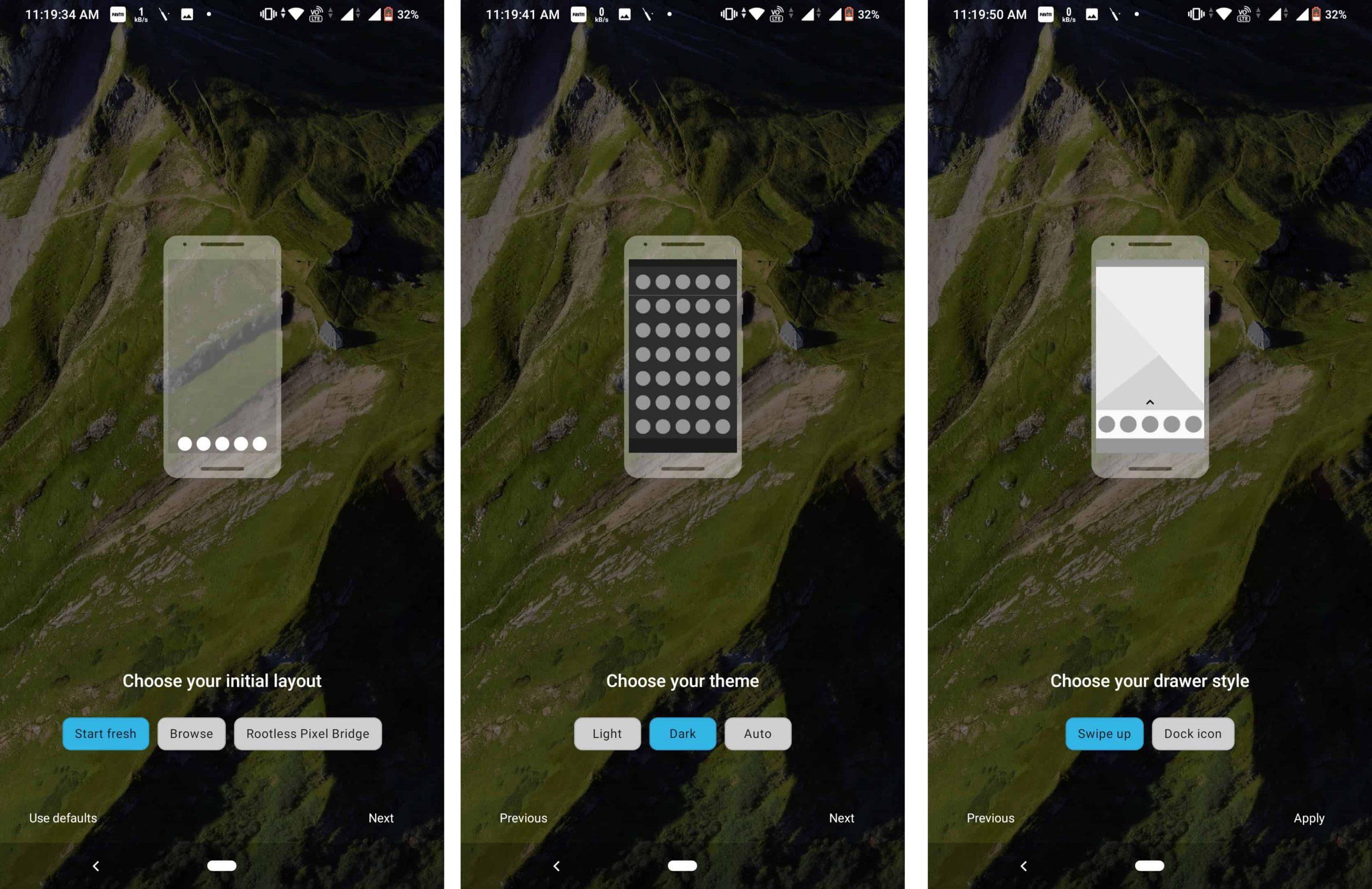 Nova Launcher - App Drawer