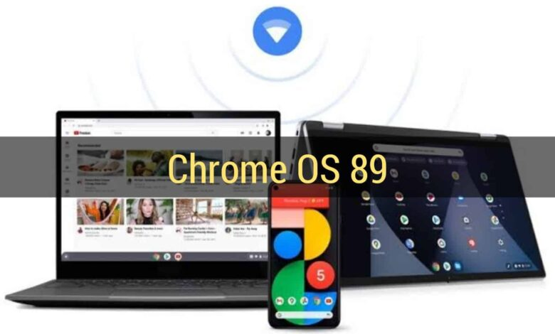 Chrome OS 89 Starts Rolling Out With Phone Hub, Native Screen Recording, and More