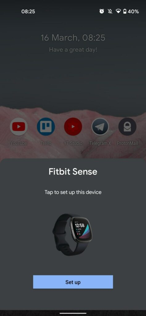 Google Expands Its New Android Fast Pair UI to Fitbit and More Bluetooth Devices