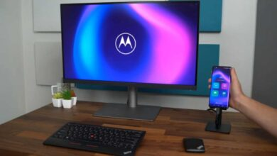 Motorola Launches 'Ready For', a Samsung Dex-like Platform for Edge+