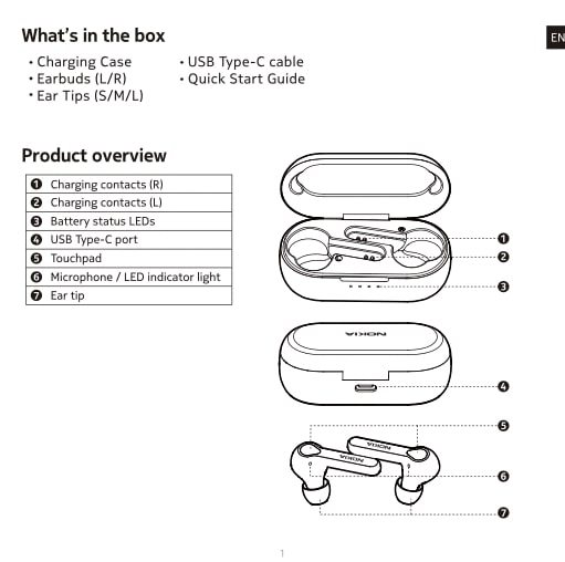Nokia Lite Earbuds Specs, Live Images, and User Manual Appear on FCC Ahead of Launch