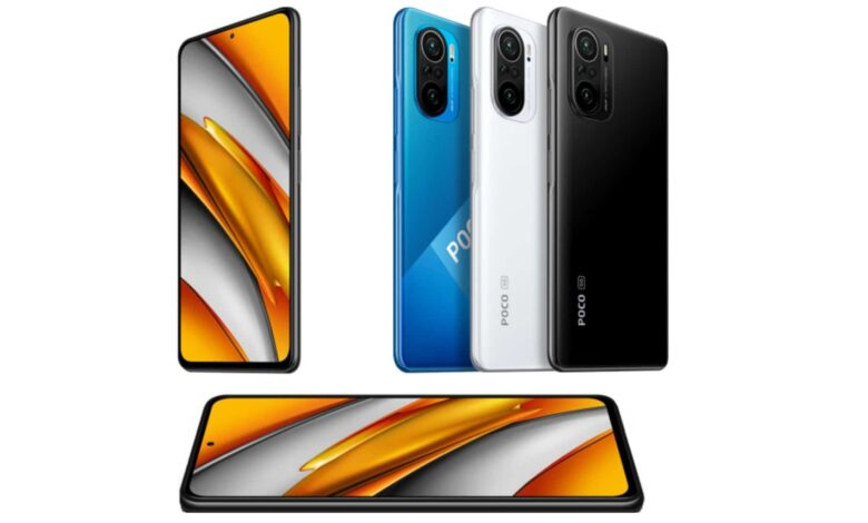 Poco F3 Renders Leaked Ahead of March 22 Launch, Design of Phone Revealed