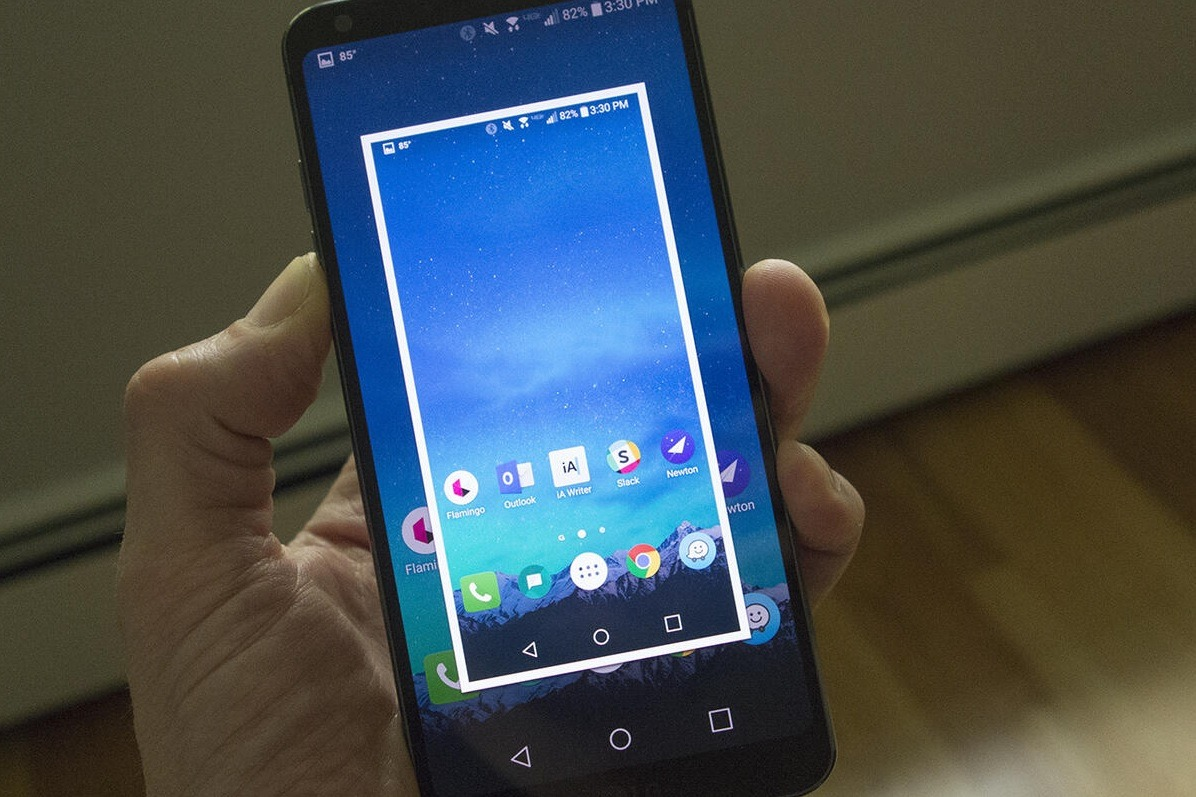 How to take Screenshots on Android Phones