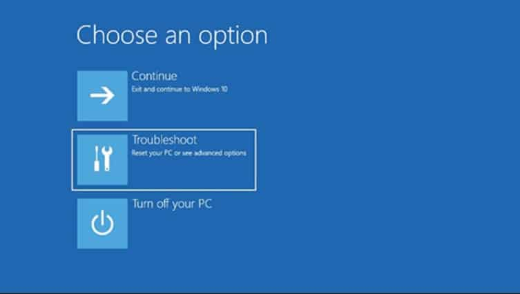 How to start Windows 10 in Safe Mode troubleshoot