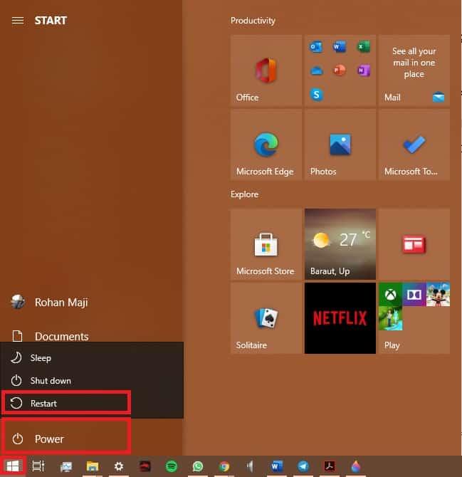 How to start Windows 10 in Safe Mode restart