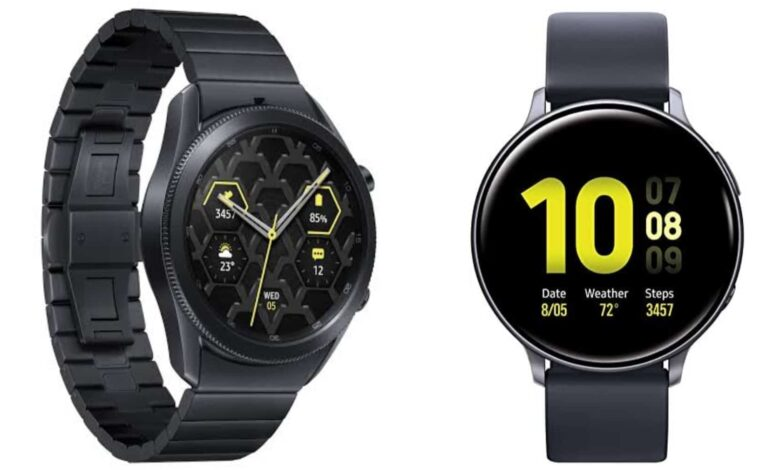 Samsung Could Launch Galaxy Watch 4 and Watch Active 4 Soon, Claims Report