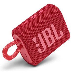 JBL Go 3 - best bluetooth speakers under $100