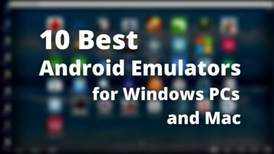 best Android Emulators for Windows PCs and Macs
