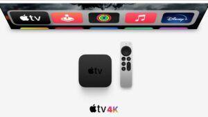 Apple 4K TV Remote