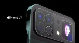 This is what the Apple VR Headset might look like