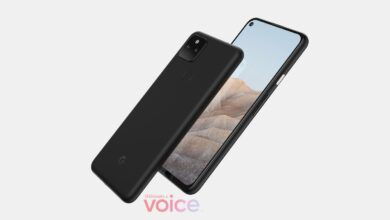 Google might have shared a photo from the Pixel 5a, it's not dead yet
