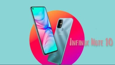Infinix Note 10 Pro spotted on the Google Play Console