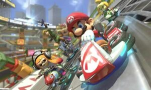 Mario Kart 8 is the best selling racing game in the US