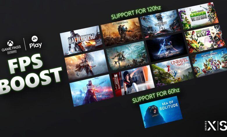Microsoft FPS Boost