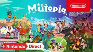 Miitopia Demo on Nintendo Switch is just as good as the 3DS