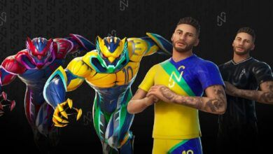 Neymar joins Fortnite with two football kit skins, Jaguar-like armour with many quests