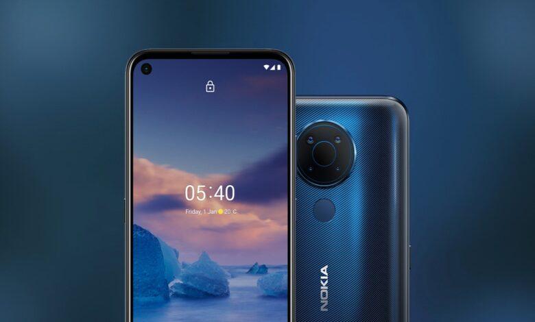Nokia 5.4 Featured