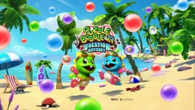 Puzzle Bobble VR: Vacation Odyssey will be available on Oculus Quest in May