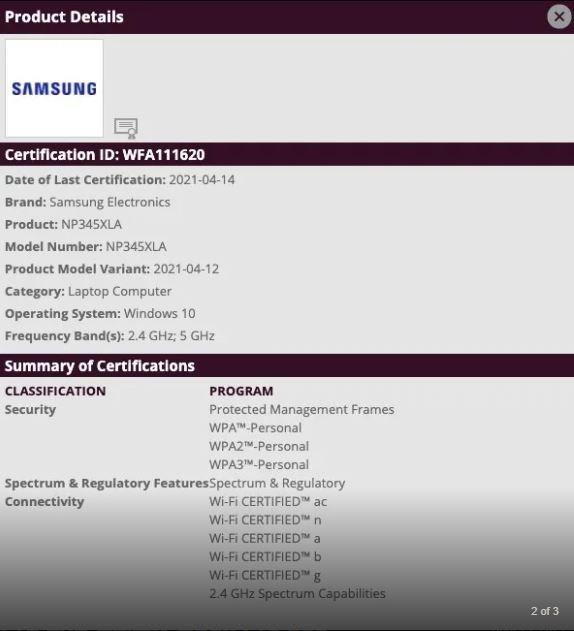 Samsung Wifi Alliance 2