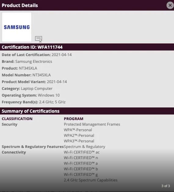 Samsung Wifi Alliance 3