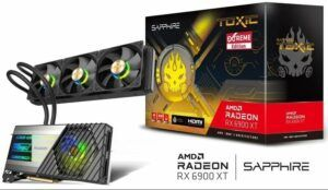 Sapphire Toxic Radeon RX 6900 XT Extreme Edition now officially launched