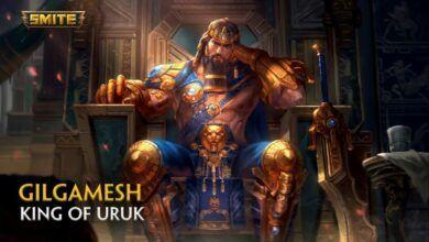 Smite adds Gilgamesh as part of the King of Uruk update