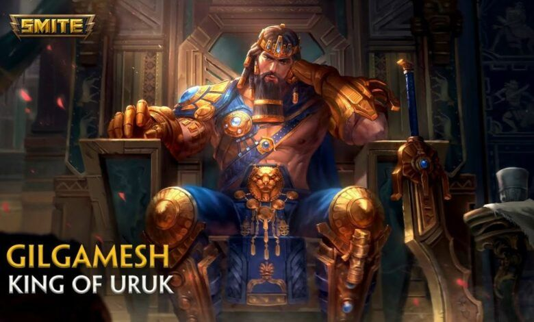 Smite adds Gilgamesh as part of the King of Uruk update