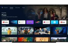 "The new ""Discover"" Android TV feature now available on the Sony Bravia series"