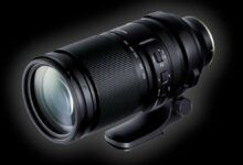 Tamron unveils its New Ultra Telephoto Lens with a Zoom range of 150-500mm