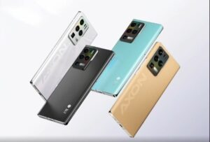 The ZTE Axon 30 Ultra 5G coming to the US with a 144Hz display and three 64 MP Cameras