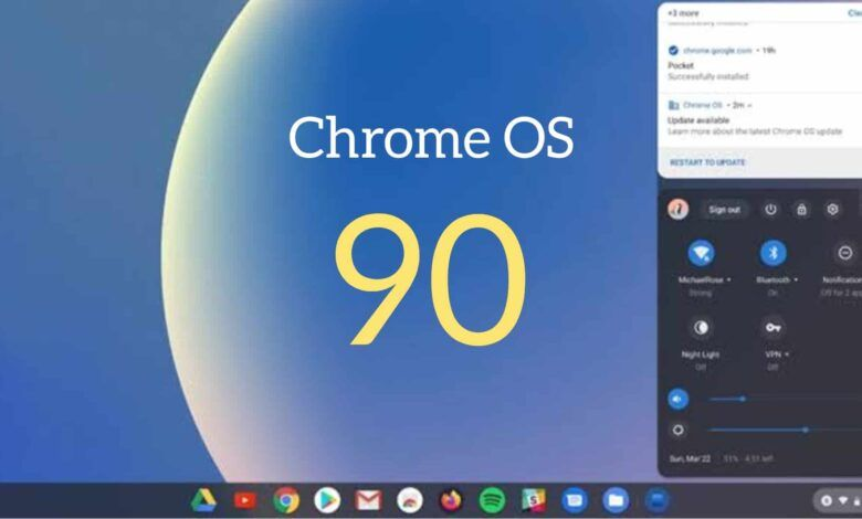 Google Releases Chrome OS 90 With Live Captions, Scan Tools, Diagnostics, and More