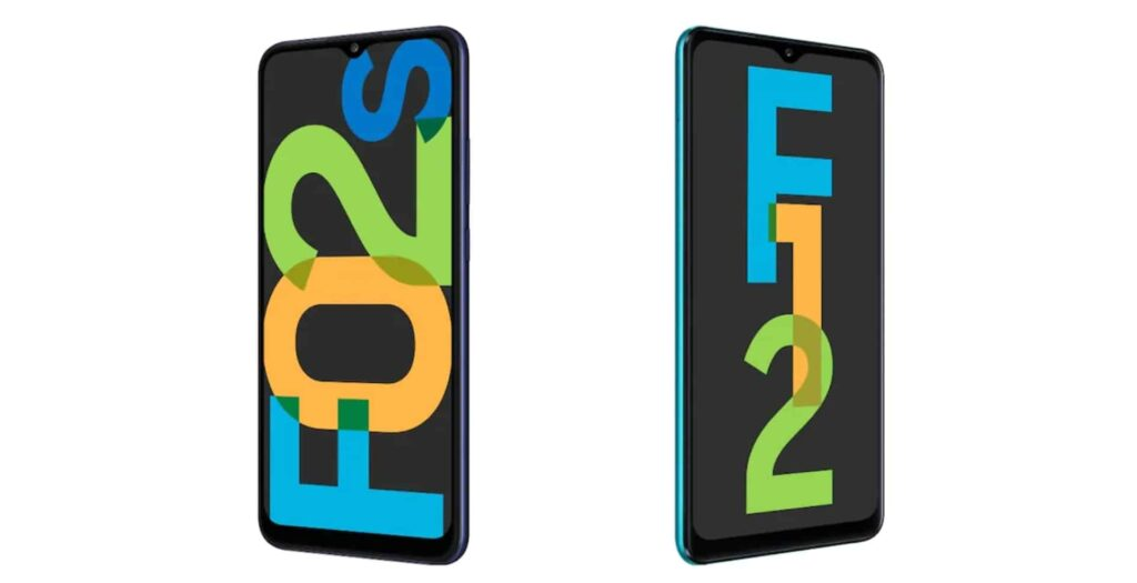 Samsung Galaxy F02s, Galaxy F12 Launched in India: Specifications, Price, and Availability