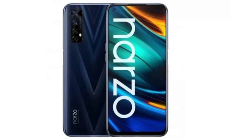Realme Narzo 30 Live Images Leaked Online, Phone Could Launch Soon