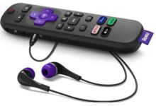 Roku's New Remote Features a Fancy Apple TV+ Button