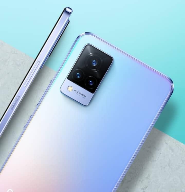 Vivo V21 Series Official Listing Reveals Slim Design, 44MP Selfie Camera With OIS, and More