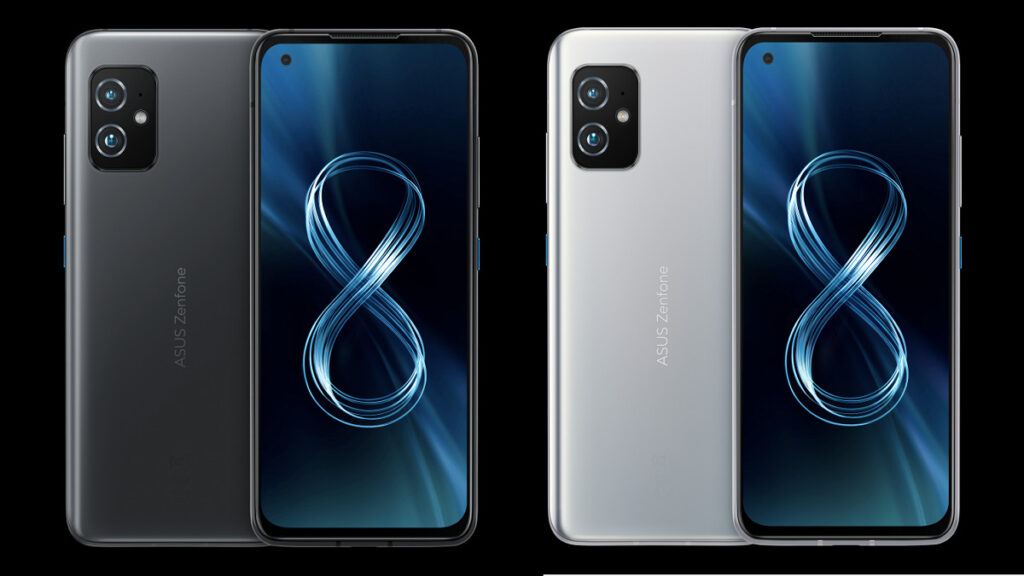 Asus launches ZenFone 8 and ZenFone 8 Flip starting at €599
