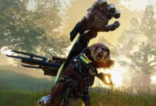 The New Biomutant trailer shows off feral fighting