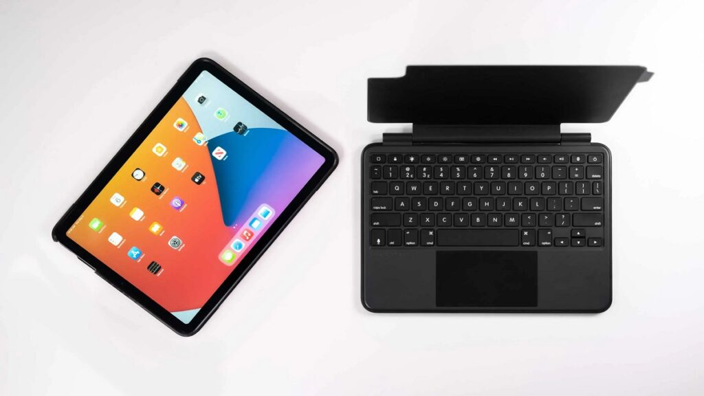 Brydge launches Air Max Plus keyboard and case combo with multi-touch trackpad at $149.99