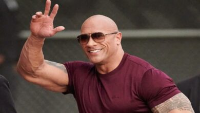 Dwayne Johnson will be the voice of Krypto the Super-Dog in DC League of Super-Pets