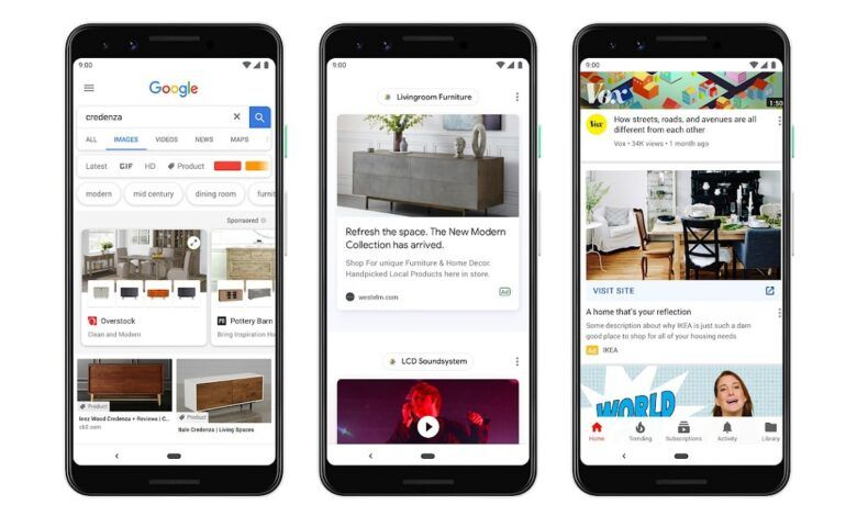 Google Discover gets a redesign UI on Android 12
