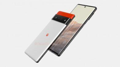 Google Pixel 6 renders leaks online showing massive changes to the design