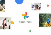 "Google Photos ""Sharing"" tab back to the bottom of the screen"