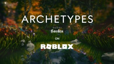 Gucci collaborates with Roblox to bring a VR Gucci Garden experience
