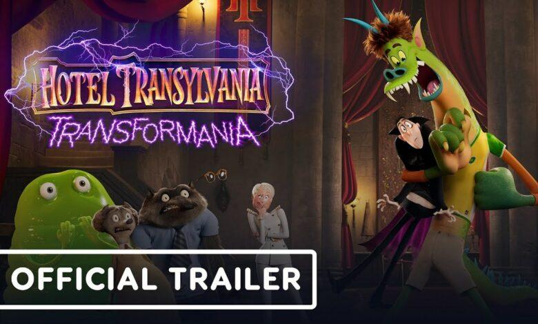 Sequel to Hotel Transylvania, 'Transformania' trailer now out