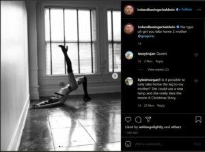 Alec Baldwin and Kim Basinger upset over Ireland Baldwin's Instagram posts