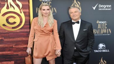 Alec Baldwin and Kim Basinger upset over Ireland Baldwin's Instagram posts